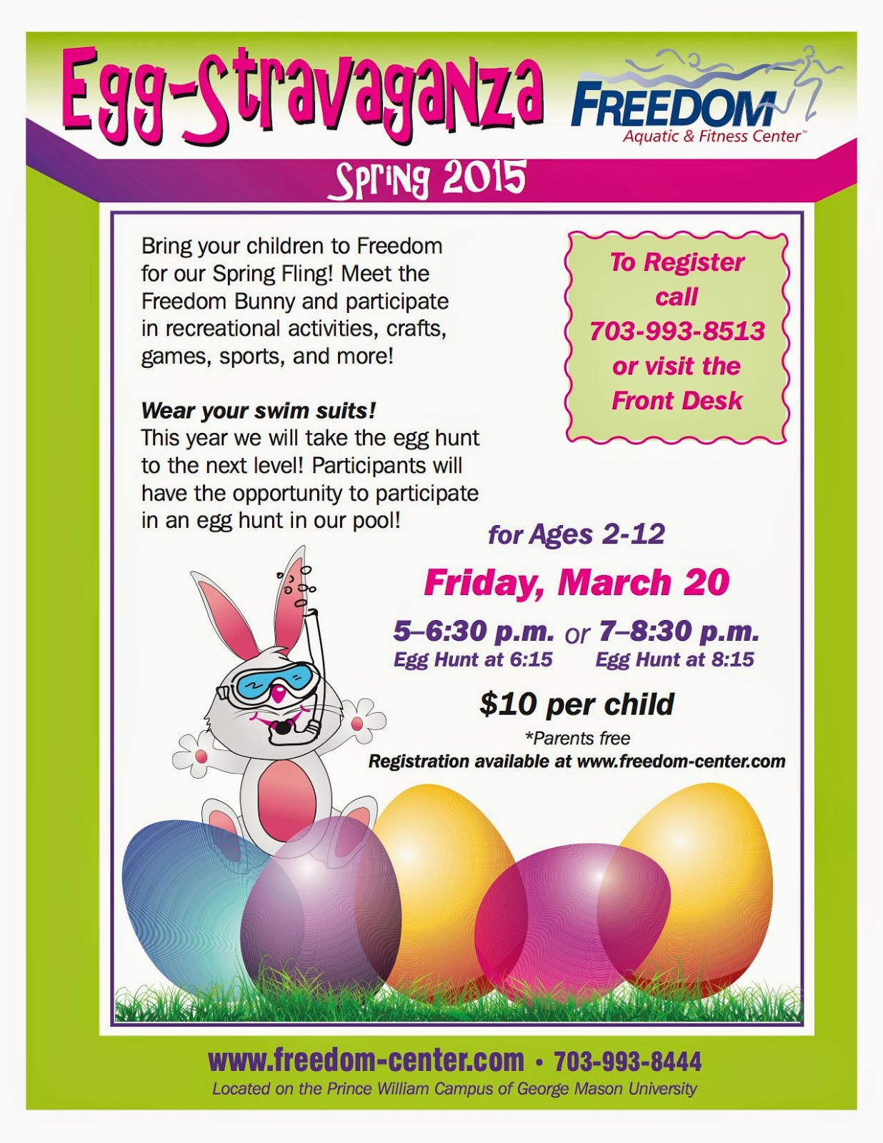 Prince William County Moms Easter Egg HuntsEvents 2015