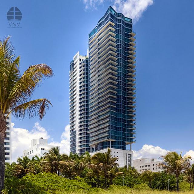 A Melhor Experiência, Spa, Bar e Piscina, são únicos no Setai Hotel em South Beach
