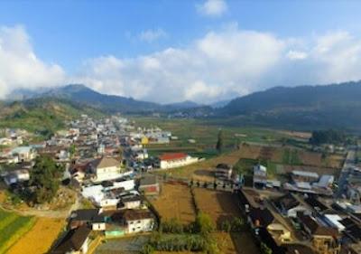 Travelling  Ke Desa Wisata Sembungan Dieng Plateu