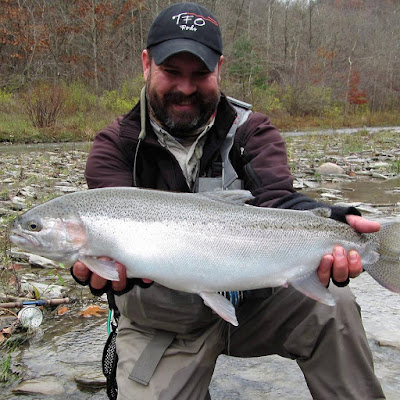 Mad river outfitters fishing reports weekend update for Ohio river fishing report