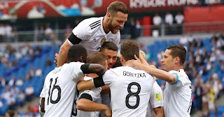 Highlight Australia vs Jerman (2-3) Piala Konfederasi 2017