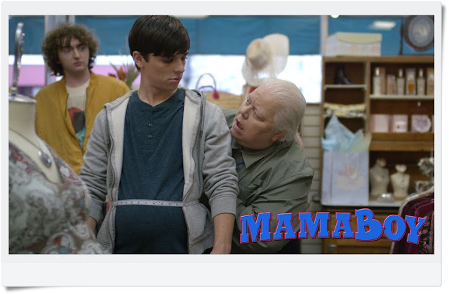 [Review Film] - MamaBoy 2017