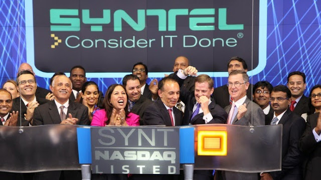 Syntel Mega Walk-In Drive for Freshers/Experience