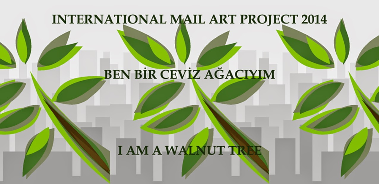 INTERNATIONAL MAIL ART PROJECT 2014