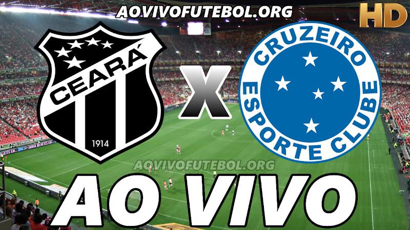 Ceará x Cruzeiro Ao Vivo HD TV PFC