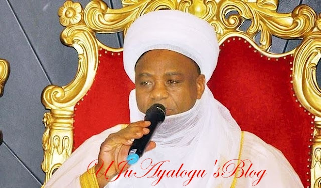 TENSION IN THE EAST : Sultan of Sokoto finally speaks  on Operation Python Dance