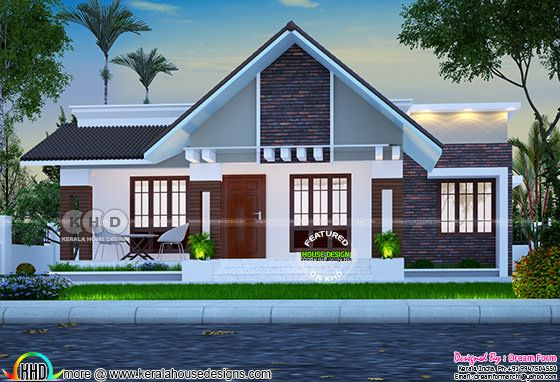 Superb low cost house plan