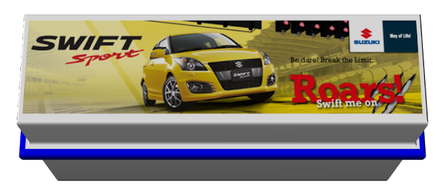 Suzuki New Swift Sport