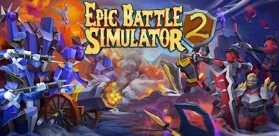 Epic Battle Simulator 2 Mod (Money) Apk Download Online & Offline