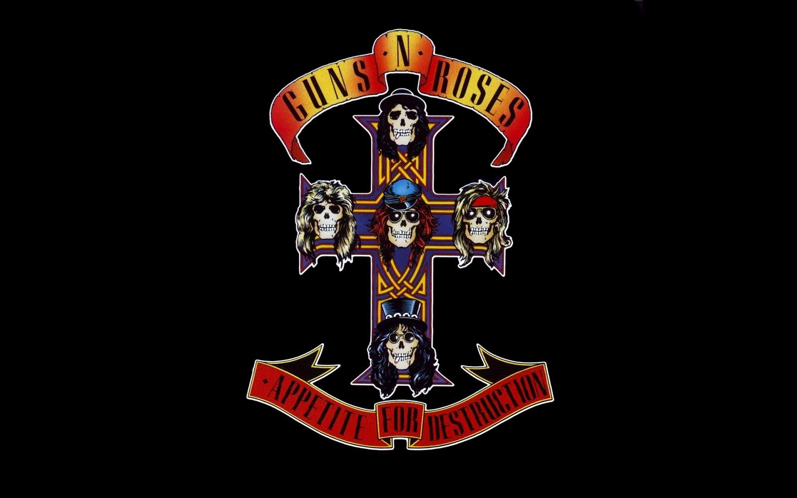 Guns N 'Roses riesigem Appetit auf Zerstörung | Die Reissue von Appetite for Destruction kommt