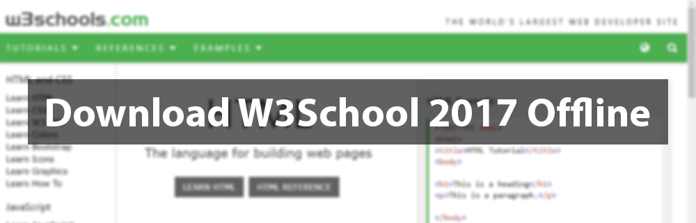 Download w3school offline 2017 stopboris