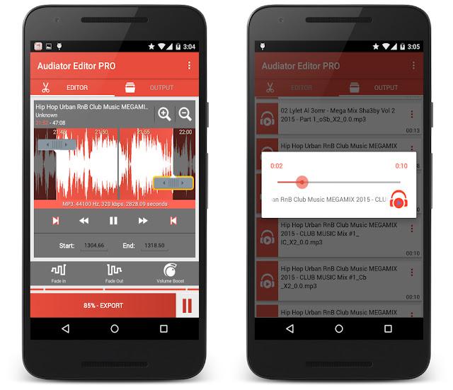MP3 Cutter Ringtone Maker PRO APK