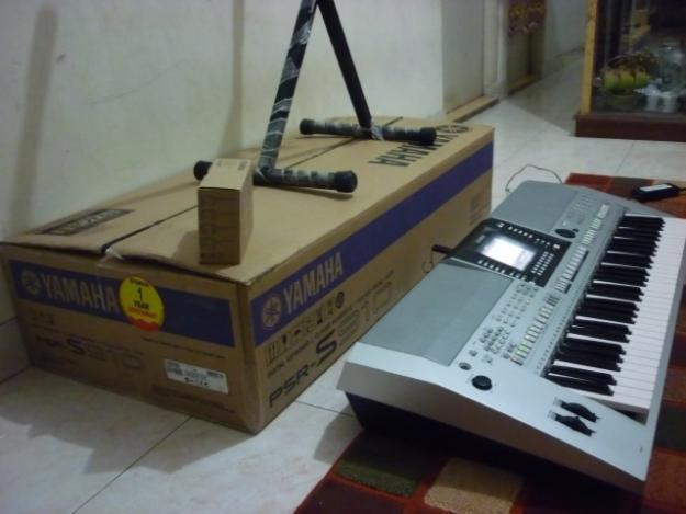 inbox celluler promo keyboard yamaha psr s910. Black Bedroom Furniture Sets. Home Design Ideas