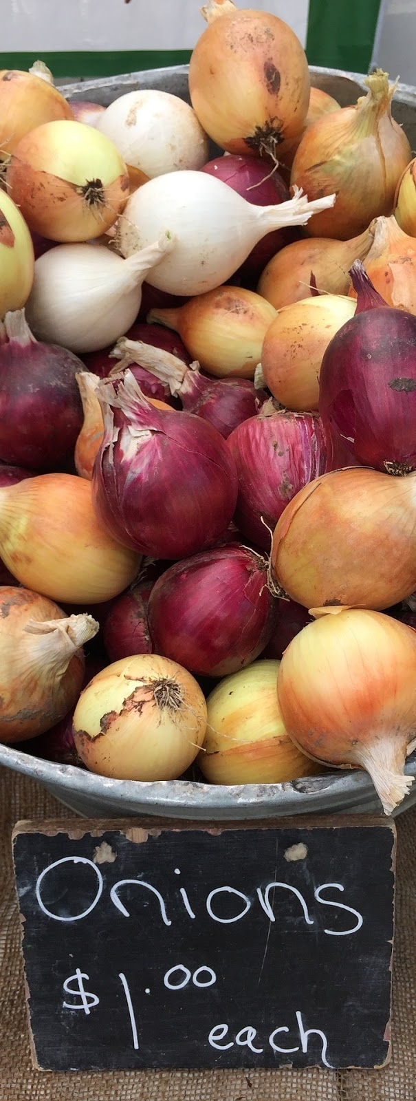 Onions selling price.