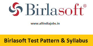 Birlasoft Test Pattern