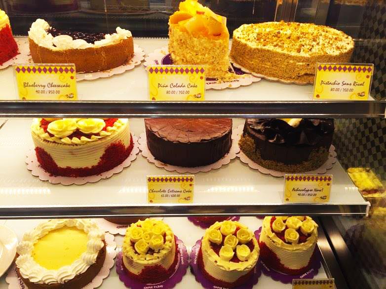 The Dessert Factory Restaurant & Bakery