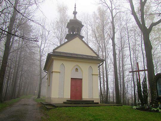 Kaplica na Dzwonku.