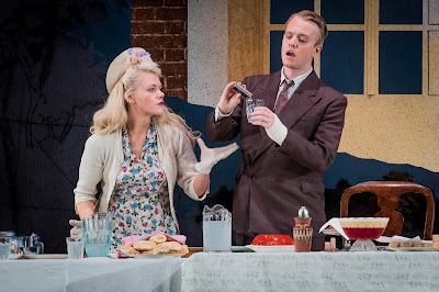 Britten: Albert Herring - Kathryn Rudge, Morgan Pearse - Buxton Festival 2017 (Photo Robert Workman)