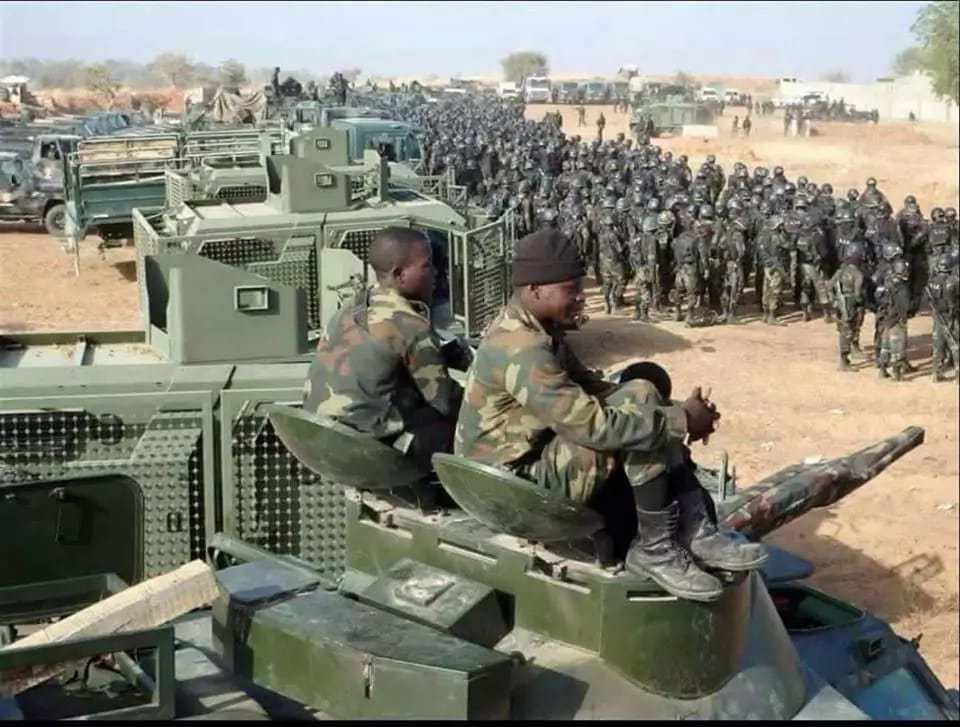 Image result for Delta community cries out over heavy military presence