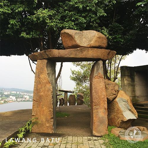 Wot Batu Bandung Sensasi Wisata Luar Negeri