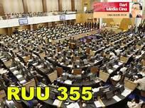 RUU355,Keputusan Muktamad Selepas Jumpa PM