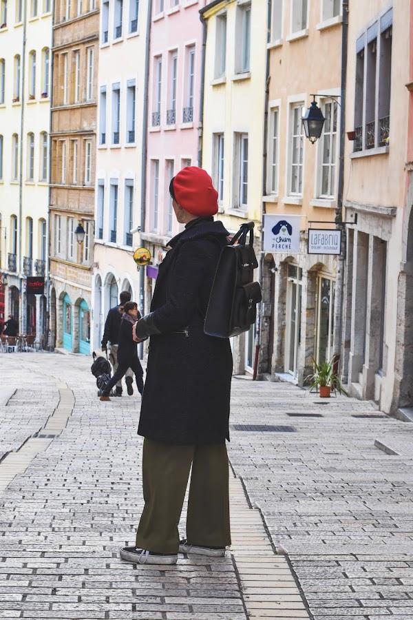 Wandering in Lyon