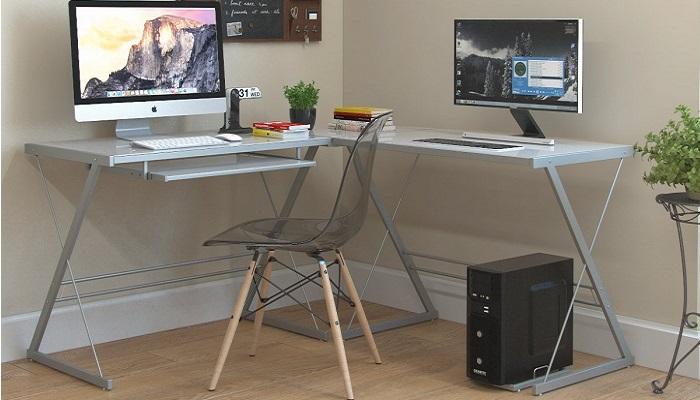 TechCinema: Top 10 Best L-Shaped Home Office Desks
