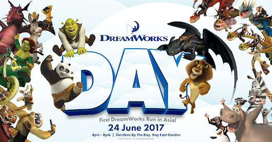 DreamWorks Day - First of Such Run in Asia!