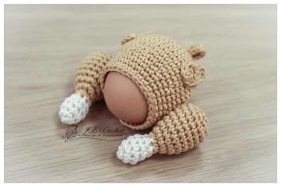 Jb Crochet Design Creations Haakpatroon Eierwarmer Gegrilde Kip