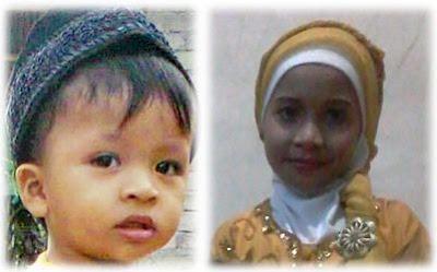 Fathir dan Amel Bertanya tentang Allah