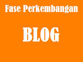 Siklus Yang Menentukan Perkembangan Sebuah Blog