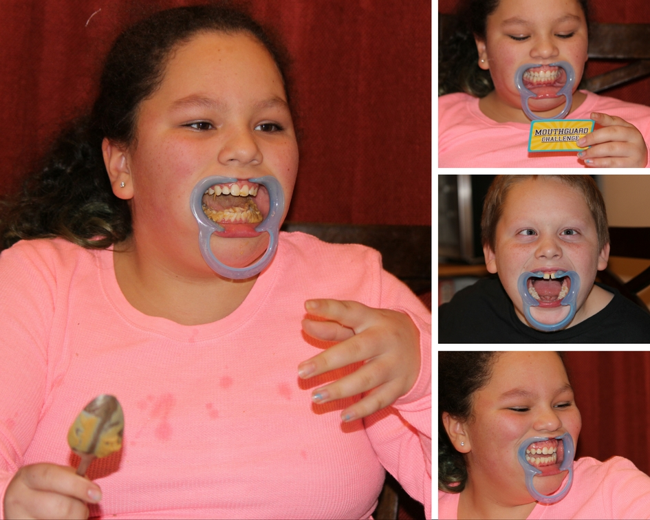 Mouthguard Challenge From Identity Games Mommy Katie