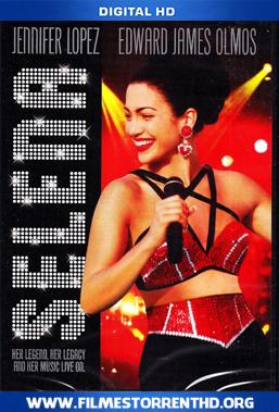 Baixar Selena – Torrent Bluray Rip Full HD 1080p Dual Áudio (1997)