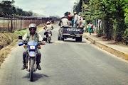 Motorcycling Across Nicaragua