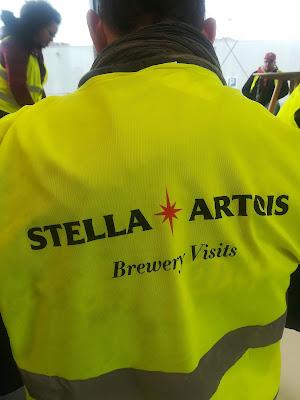 visite leuven en amoureux brasserie stella artois