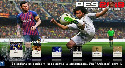 Download game pes 2019 psp 200mb | [200MB] Download PES 2019 PPSSPP