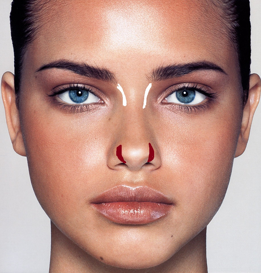 Crooked Nose Bridge | preserving one s overall look ...