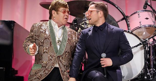 Un Clásico: Elton John y Taron Egerton - 'Tiny Dancer'