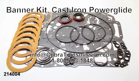 cast iron powerglide transmission parts