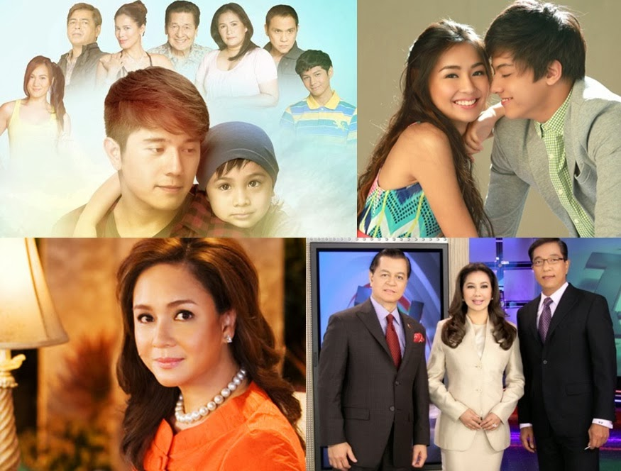 ABS-CBN beats GMA-7 in the February 2014 nationwide ratings