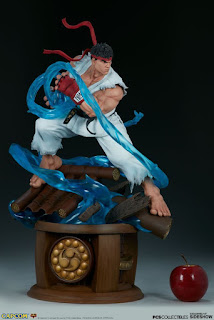 Ryu 1/4 Scale Ultra Statue de Street Fighter - Pop Culture Shock Collectibles