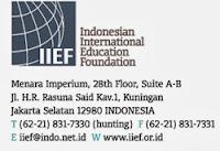 Toefl IIEF
