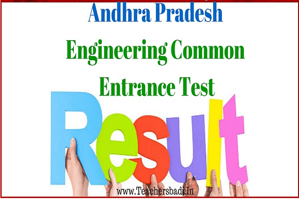 AP ECET 2018 Results, APECET Rank cards,Online ecet results