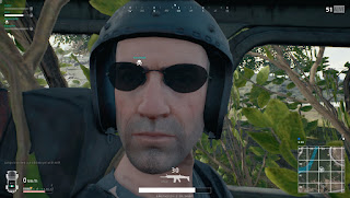 Очки (Glasses) Playerunknown's Battlegrounds