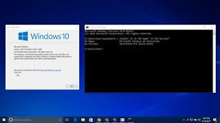 كيف تقوم بتخصيص نافذة Command prompt على Windows 10