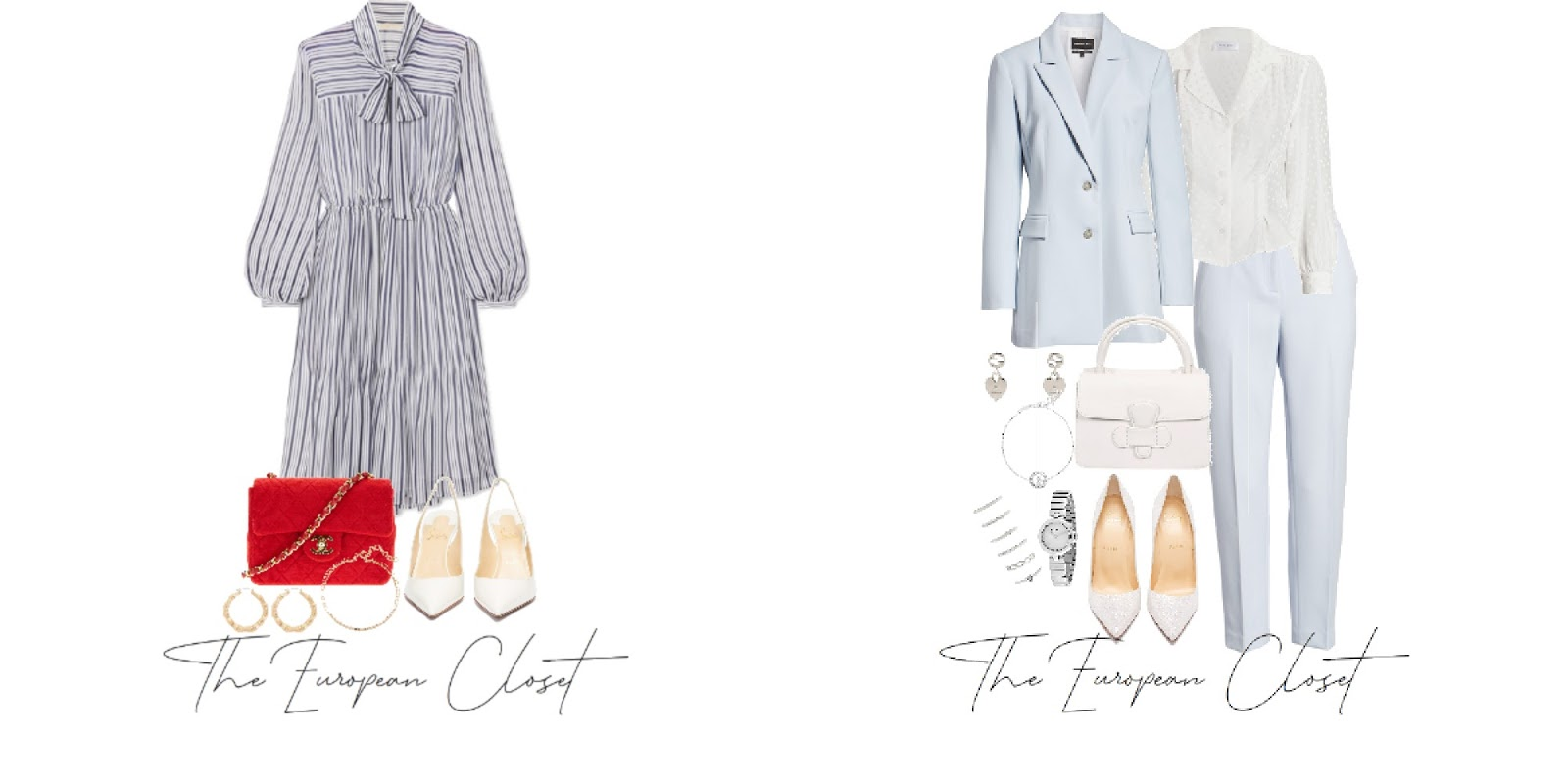 10 Outfits to Wear to a Spring Wedding ~