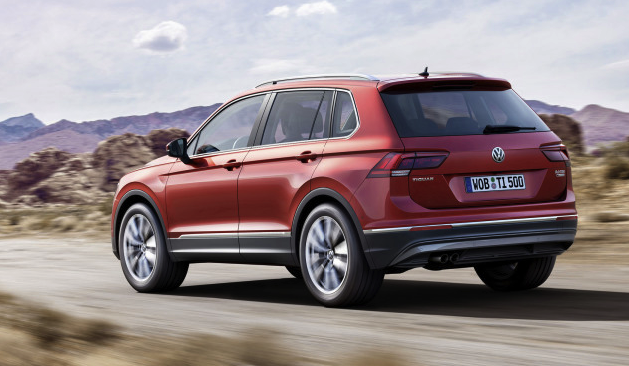 2019 volkswagen tiguan we finally sample the u s version review car and driver review. Black Bedroom Furniture Sets. Home Design Ideas