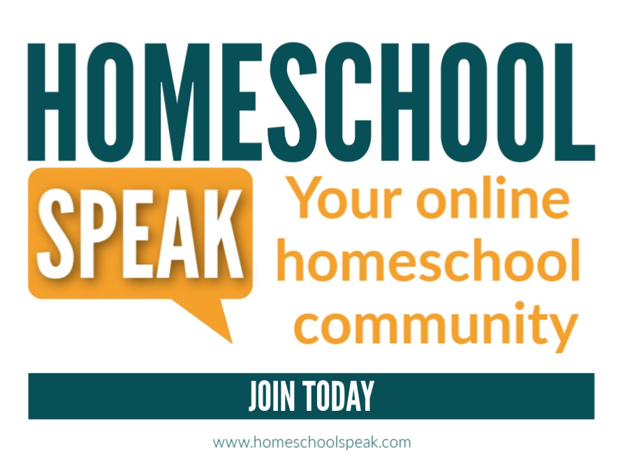 Homeschool Speak