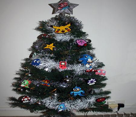 Árvore de Natal tradicional