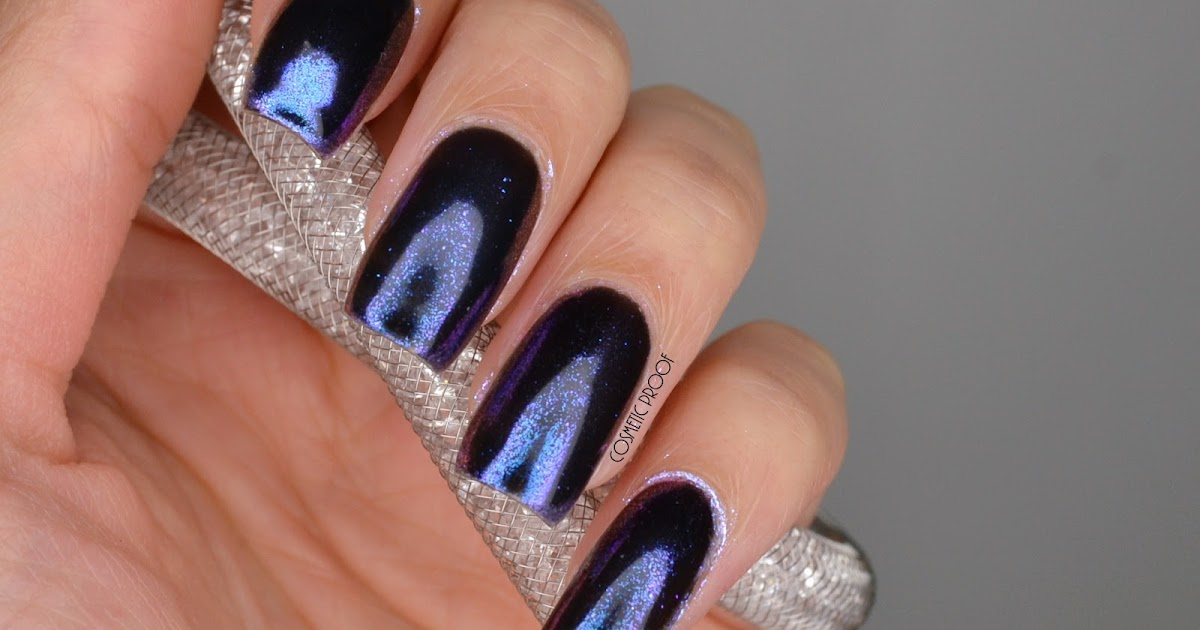 NAILS | It\'s All About the Chrome with Born Pretty Chameleon Mirror ...
